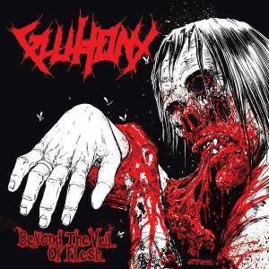 Gluttony: Beyond The Veil Of Flesh - Cover
