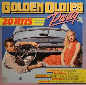 Golden Oldies Party 20 Hits - Cover