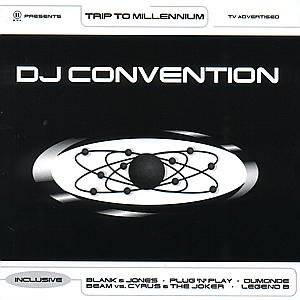 Cover - Absolom: DJ Convention - Trip To Millenium
