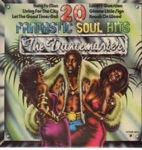 Cover - Exciters, The: 20 Fantastic Soul Hits