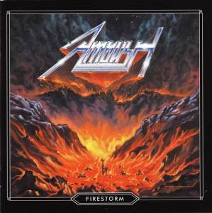 Ambush: Firestorm (CD) - Bild 1