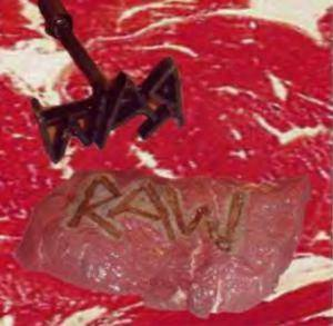 Cover - Raw: Raw