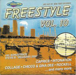 Freestyle Vol. 10 - Cover
