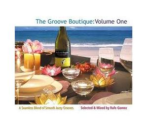 Groove Boutique: Volume One, The - Cover