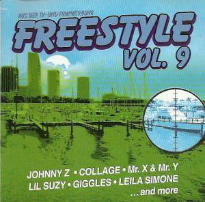 Freestyle Vol. 9 - Cover
