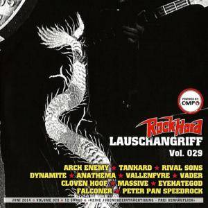 Rock Hard - Lauschangriff Vol. 029 (CD) - Bild 1