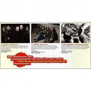 Rock Hard - Lauschangriff Vol. 029 (CD) - Bild 10