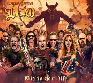 Ronnie James Dio - This Is Your Life - Cover