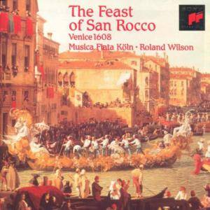 Cover - Alessandro Grandi: Musica Fiata: The Feast Of San Rocco 1608
