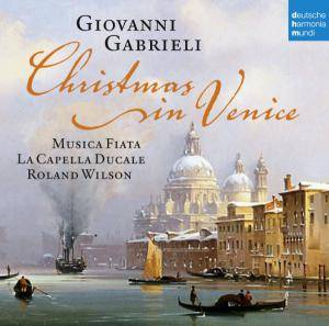 Cover - Alessandro Grandi: Christmas In Venice