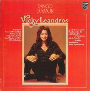 Cover - Vicky Leandros: Tango D'amor