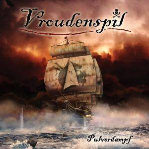 Cover - Vroudenspil: Pulverdampf