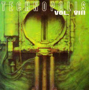 Cover - 16 Bit: Technopolis Vol. 8