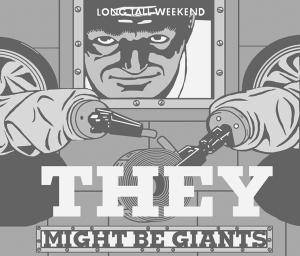 Cover - They Might Be Giants: Long Tall Weekend