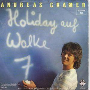 Cover - Andreas Cramer: Holiday Auf Wolke 7