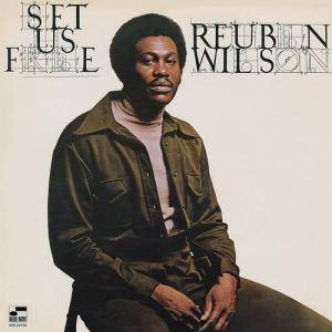 Cover - Reuben Wilson: Set Us Free