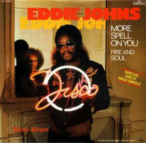 Eddie Jones: More Spell On You - Cover