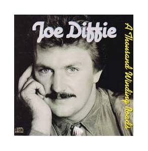 Cover - Joe Diffie: Thousand Winding Roads, A