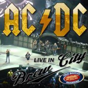 AC/DC: Live In Brew City - Cover