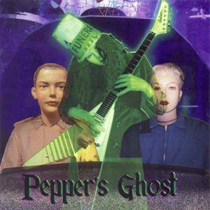 Cover - Buckethead: Pepper's Ghost