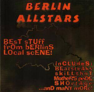 Cover - Shortage: Berlin Allstars