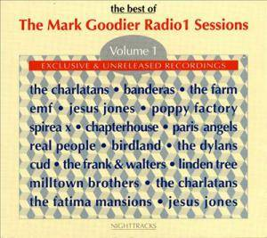 Cover - Frank And Walters, The: Best Of The Mark Goodier Radio 1 Sessions, The