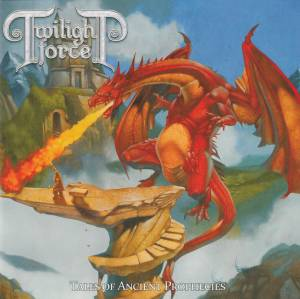 Twilight Force: Tales Of Ancient Prophecies (2014) - Cover