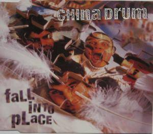 Cover - China Drum: Fall Into Place