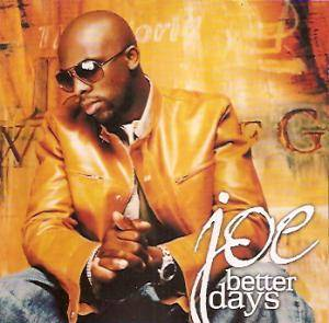 Cover - Joe: Better Days