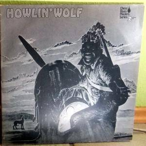 Howlin' Wolf: Chess Blues Masters Series - Cover