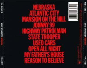 Bruce Springsteen: Nebraska (CD) - Bild 2