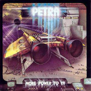 Petra: More Power To Ya - Cover