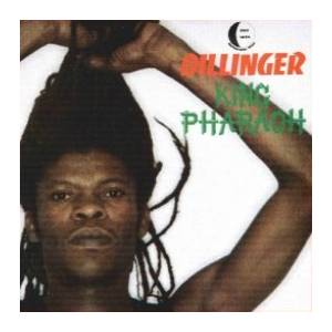 Cover - Dillinger: King Pharaoh