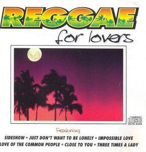 Reggae For Lovers - Cover