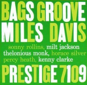 Miles Davis: Bags' Groove - Cover