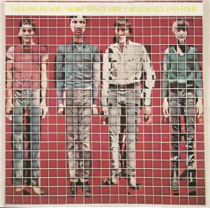 Cover - Talking Heads: More Songs About Buildings And Food