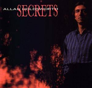 Allan Holdsworth: Secrets - Cover