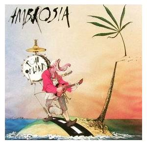 Ambrosia: Road Island - Cover