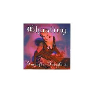 Cover - Ghosting: Songs From Fairyland
