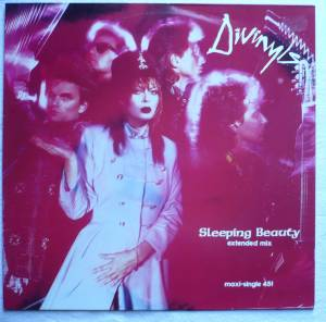 Cover - Divinyls: Sleeping Beauty