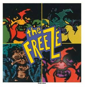 Cover - Freeze, The: Freak Show