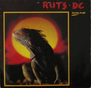 Ruts DC: Animal Now - Cover