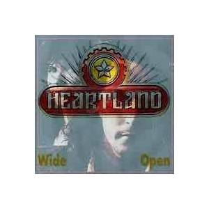 Cover - Heartland: Wide Open