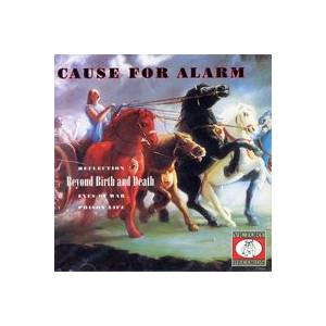 Warzone: Cause For Alarm / Warzone - Cover