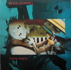 Cover - Peter Hammill: Sitting Targets