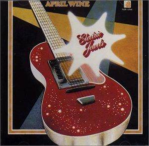 Cover - April Wine: Electric Jewels