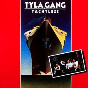 Tyla Gang: Yachtless - Cover