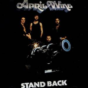 Cover - April Wine: Stand Back