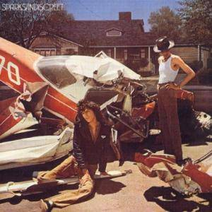 Sparks: Indiscreet - Cover