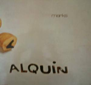 Alquin: Marks - Cover